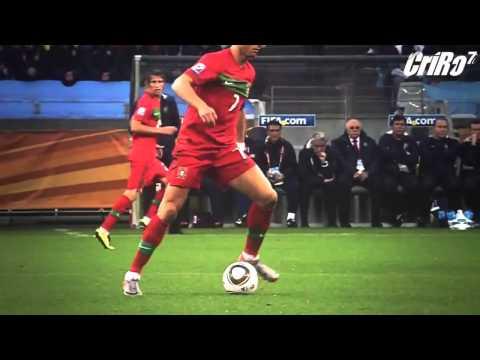 Những pha bóng hay nhất World Cup 2010 của Ronaldo