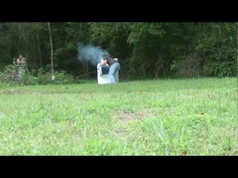 East Kentucky Sparkler Bomb Vs Dryer.Angle 2. Duke Sucks.
