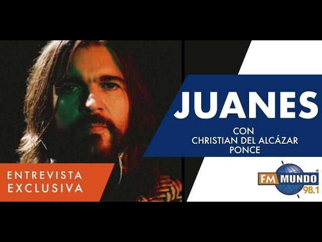 Juanes presenta en exclusiva 'El amor después del amor'