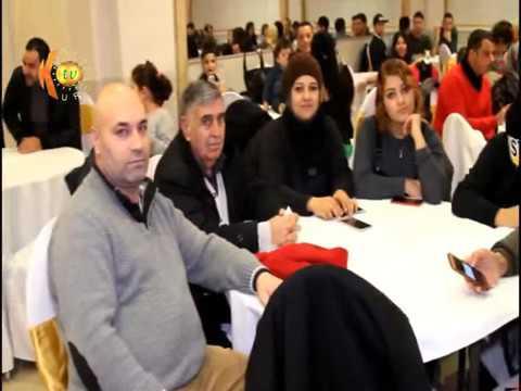 Sherif Omeri 2017 Kurdistan Tv شريف اومري في برلين