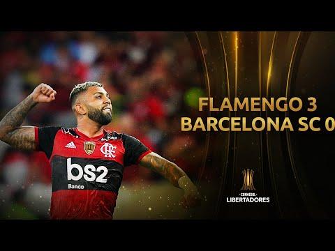 Flamengo RJ Barcelona SC Goals And Highlights