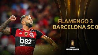 Flamengo vs. Barcelona SC [3-0] | GOLES | CONMEBOL Libertadores 2020