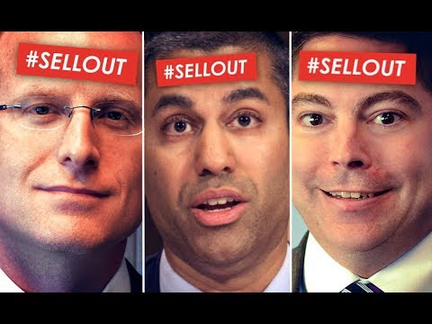 Other FCC Commissioners Join Anti-Net Neutrality Misinformation Campaign
