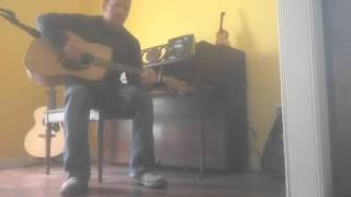 Hal Ketchum small town Saturday night acoustic cover