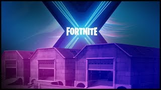TEASER SEASON X, DUSTY DEPOSIT and FORTNITE in the PAST!
