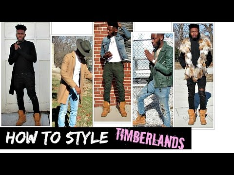 How to Style Timberland Boots | Outfit Ideas