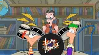 Watch Phineas  Ferb Aint Got Rhythm video