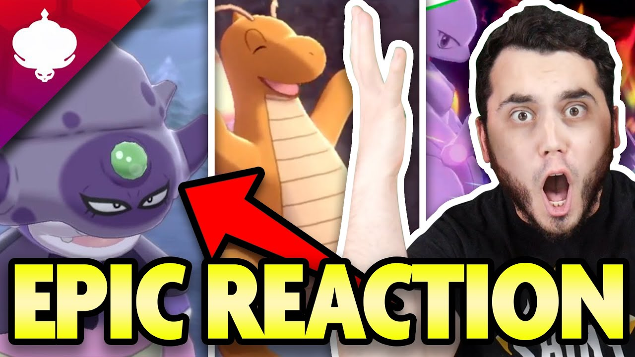 CROWN TUNDRA REACTION! First Thoughts of NEW Pokemon Crown Tundra DLC Trailer!