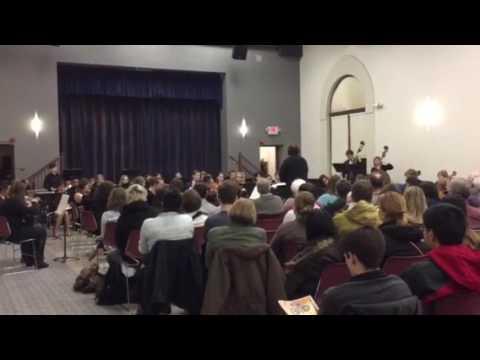 Dvorak New World Symphony Movement IV