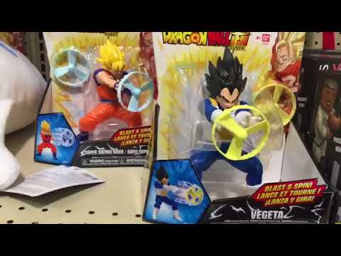 Dragon Ball Super Toys At Toys R Us!