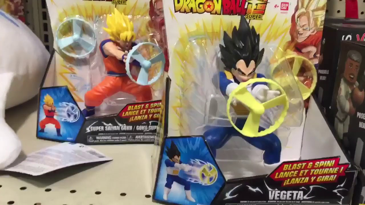 Dragon Ball Super Toys At Toys R Us Youtube