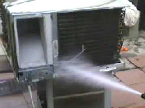 Ar condicionado ar seco