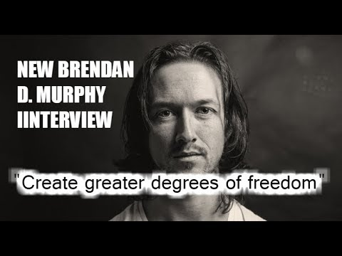 "NEW 2017 Brendan D. Murphy: ""Create greater degrees of freedom"""