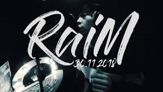 RaiM - Презентация альбома! Концерт 30.11.18 г.Уральск