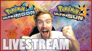 Completing The TEAM!  | Pokemon Ultra Sun and Moon Gameplay Walkthrough | Episode 11