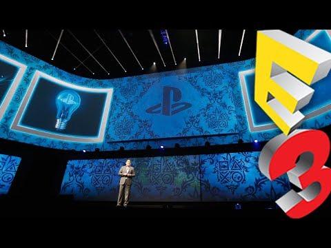 Sony PlayStation - Full E3 2017 Press Conference HD