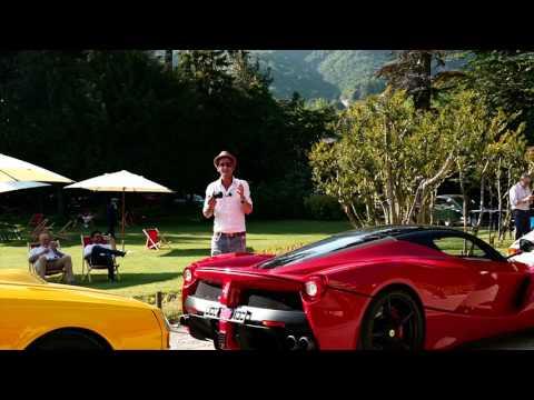 Alexander Lux  -   PART 1 -  Day 1 Concorso d'Eleganza 2017 at the Villa d'Este at lake Como