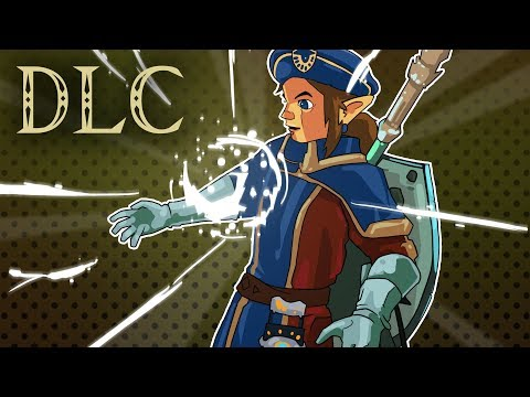 BasicallyIPlay - Legend of Zelda: BoTW #17 Champion Ballad DLC Part 2!