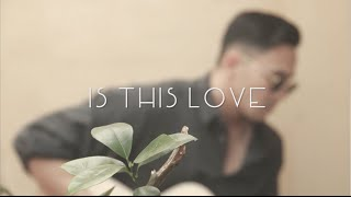 BOB MARLEY - Is This Love Acoustic Cover by Cyrus