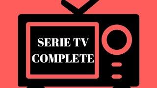 Serie tv complete in italiano, telefilm e programmi televisivi PLAYLIST