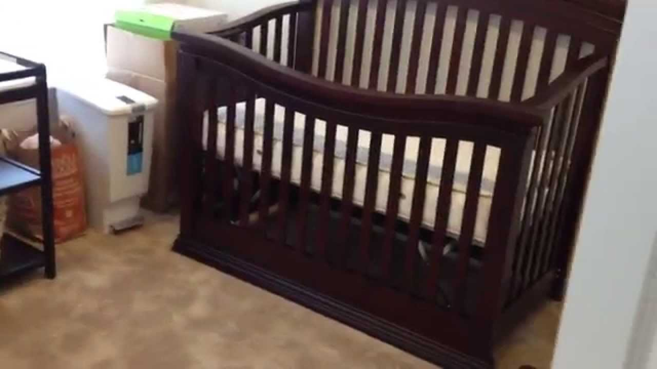 Young America Baby Crib Assembly Service In Dc Md Va By Furniture Assembly Experts Llc Youtube