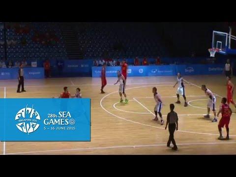 Basketball Mens Vietnam Vs Thailand Day 6 28th Sea