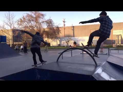 Jake Anderson Skateboarding