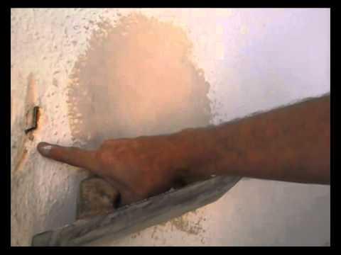 Tapar agujero 2 con yeso youtube - Tapar agujero techo ...