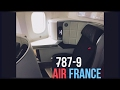 Air France 787-9 Dreamliner, Business Class to Paris CDG