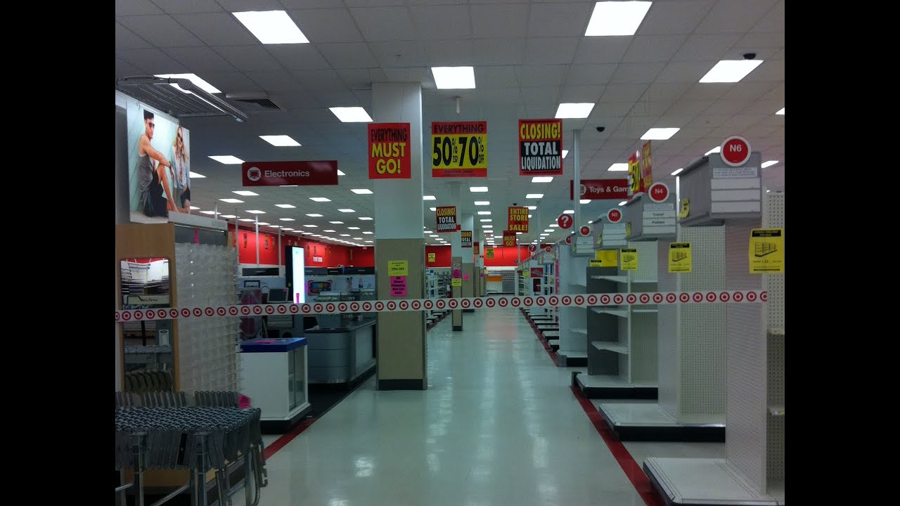 Target Canada Closing In 8 Days Tour 50