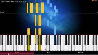 Nanatsu no Taizai OP 1 - Netsujou no Spectrum - Piano Tutorial / Piano Cover