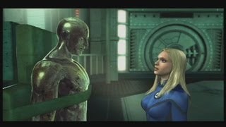 Fantastic 4: Rise of the silver surfer Part 10 Full game Walktrought Gameplay XBOX 360