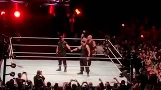 Triple H Joins The Shield During WWE Live Show in Glasgow