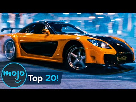 Top 20 Most Badass Fast and Furious Cars!!