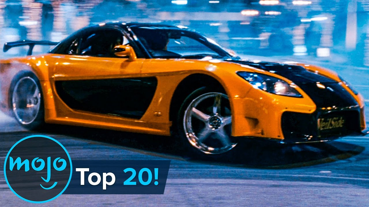 Download Top 20 Most Badass Fast and Furious Cars