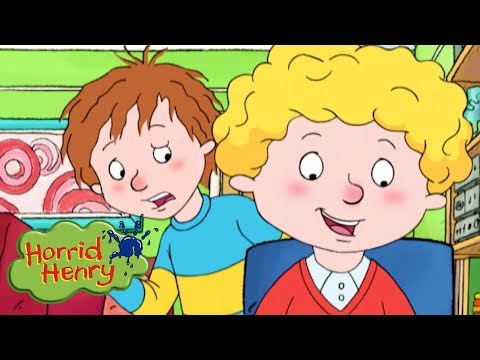 Horrid Henry - The Gross Question | Cartoons For Children | Horrid Henry Episodes | HFFE