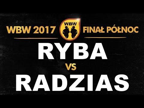 Descargar bitwa RYBA vs RADZIAS # WBW 2017 Finał Północ (B) # freestyle battle