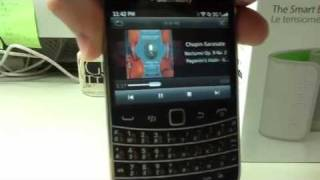 Blackberry Bold 9900 sound issue and how to FIX it!!!