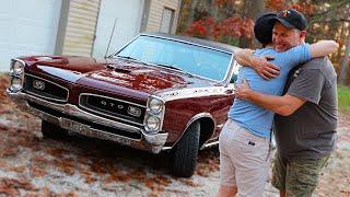 Giving Psycho Dad His Dream Car | 1966 Pontiac GTO