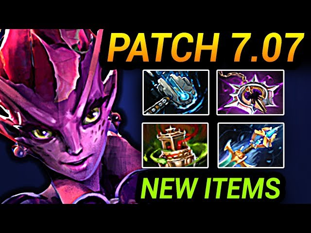 NEW ITEMS DOTA 2 ...