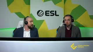 ESL Pro League Season 9 – Europa | Grupa A