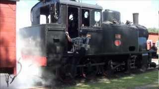 Gotland Island Railway, Sweden 2012
