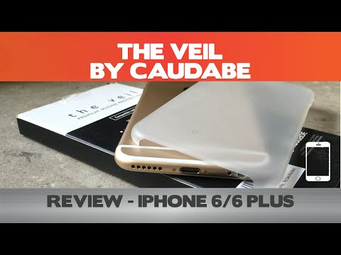 Is it too thin? - Caudabe Veil Review - iPhone 6 cases