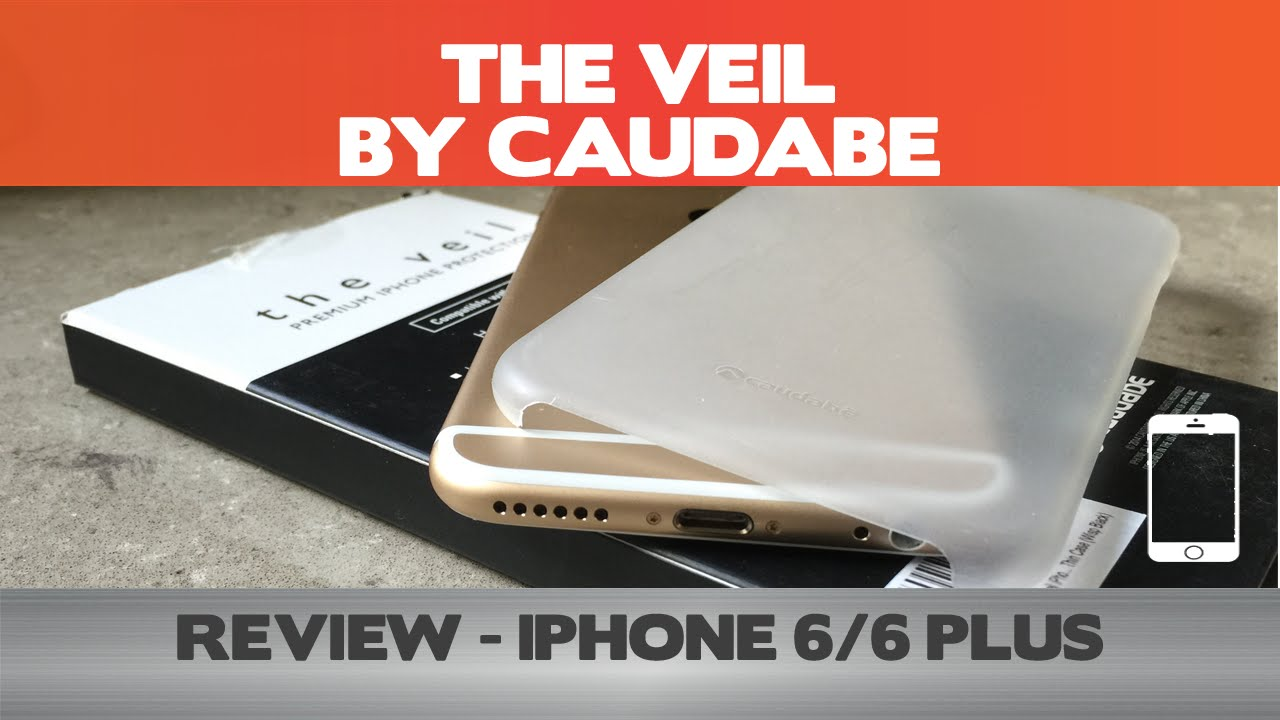 official photos b4331 86f88 Is thinness a good thing? - Caudabe Veil Review for the iPhone 6