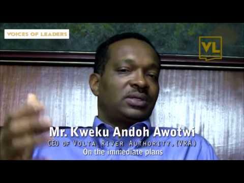 Top executive: Kweku Andoh Awotwi, CEO, Volta River Authority, Ghana