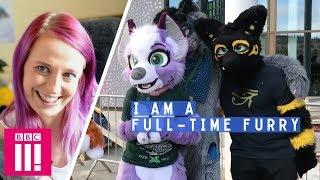 I Am A Full-Time Furry