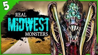 5 REAL Monsters Seen in the Midwest United States | Darkness Prevails