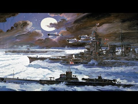 Gary Grigsby's War In The Pacific : Admirals Edition - The Rising Sun - Episode 1