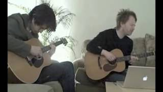 Radiohead-Lucky Acoustic(Unplugged 2)