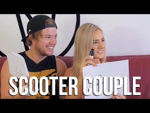 Thumbnail: Scooter Couple Challenge!! (ft. Ryan Williams and Alex Prout) │ The Vault Pro Scooters